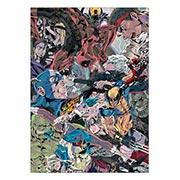 Панорамный постер по Marvel vs Capcom