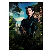 Панорамный постер Miss Peregrine's Home for Peculiar Children