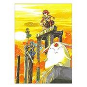 Панорамный постер по Magic Knight Rayearth