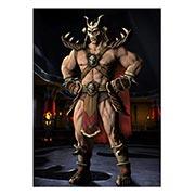 Панорамный постер Mortal Kombat