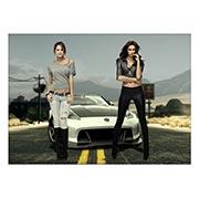 Панорамный постер Need for Speed