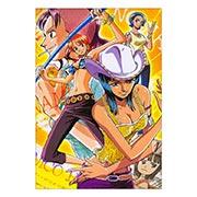 Панорамный постер по One Piece