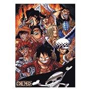 Панорамный постер One Piece