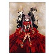 Панорамный постер по Pandora Hearts