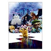 Панорамный постер Pokemon