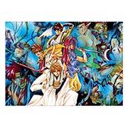 Панорамный постер Saiyuki