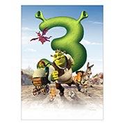 Панорамный постер Shrek