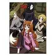 Панорамный постер по Spice and Wolf
