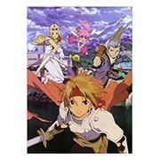Панорамный постер по Tales of Phantasia