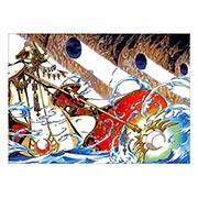 Панорамный постер по Tsubasa Reservoir Chronicle