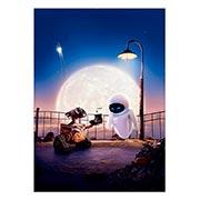 Панорамный постер Wall-E