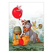 Панорамный постер Winnie the Pooh