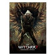 Панорамный постер по Witcher