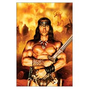 Стикер Conan the Barbarian