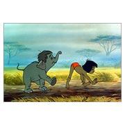 Стикер Jungle Book