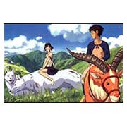 Стикер Princess Mononoke