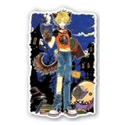 Фигурная наклейка по Tohru Adumi Art