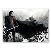 Магнит с металлическим отливом Dracula Untold