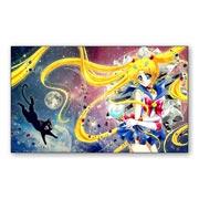 Магнит с металлическим отливом Sailor Moon