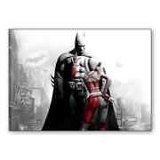 Универсальная наклейка Batman