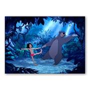 Универсальная наклейка Jungle Book