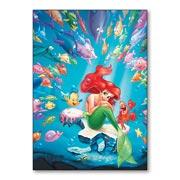Универсальная наклейка Little Mermaid