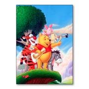 Универсальная наклейка Winnie the Pooh