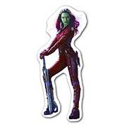 Прозрачная наклейка Guardians of the Galaxy