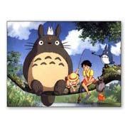 Гибкий магнит (маленький) My Neighbor Totoro
