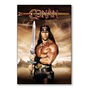 Гибкий магнит (большой) Conan the Barbarian