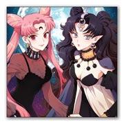 Гибкий магнит (большой) по Sailor Moon