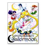 Гибкий магнит (большой) Sailor Moon