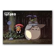 Гибкий магнит (большой) My Neighbor Totoro