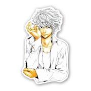 Фигурный магнит Death Note