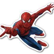 Фигурный магнит Spider-man
