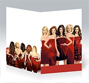 Поздравительная открытка Desperate Housewives