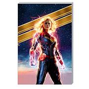 Почтовые открытки Captain Marvel