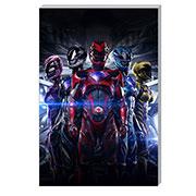 Почтовые открытки Power Rangers