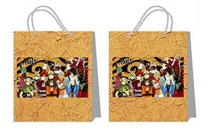 Пакет практичной серии (большой) Naruto