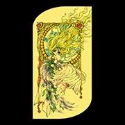 Нестандартная открытка Magic Knight Rayearth