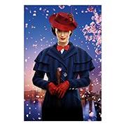 Тематическая открытка. Серия Floriant Mary Poppins