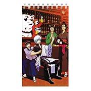 Универсальный блокнот по Gintama