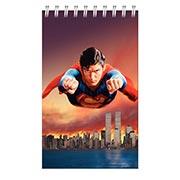 Универсальный блокнот Superman