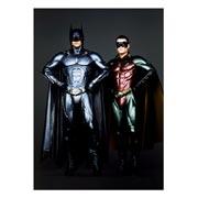 Школьный блокнот Batman