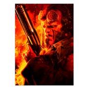 Школьный блокнот Hellboy