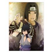 Школьный блокнот по Naruto