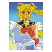 Школьный блокнот по Sailor Moon