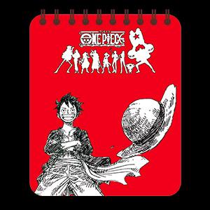 Кофейный блокнот One Piece
