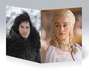 Школьная тетрадь Game of Thrones