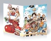 Школьная тетрадь по One Piece